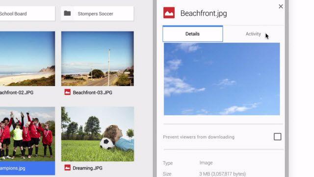 Yeni Google Drive ile Tanışın