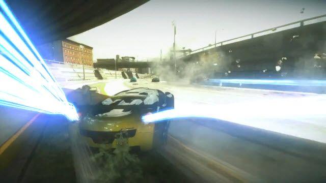 RIDGE RACER Driftopia Oynanış Videosu
