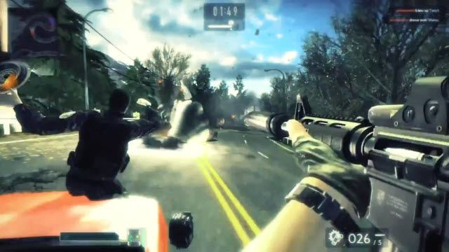 Tactical Intervention Tanıtım Videosu