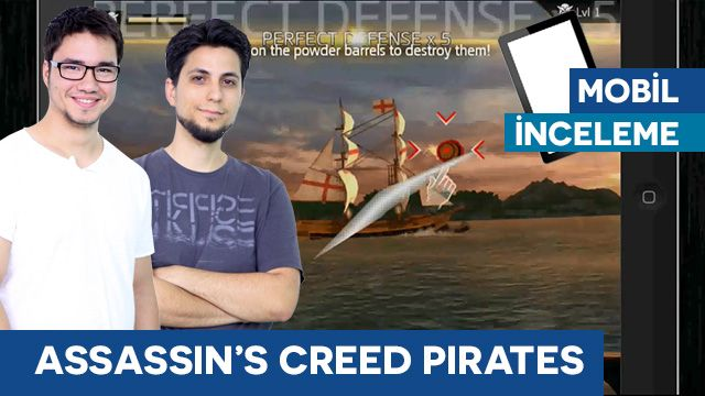 Assassin's Creed Pirates iOS'ta Ücretsiz Oldu