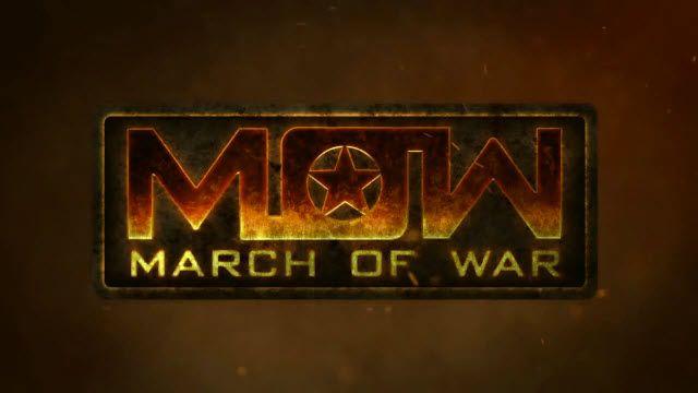 March of War Tanıtım Videosu