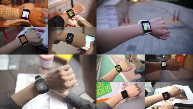 LG G Watch Akıllı Saat Kullanım Videosu Yayınlandı