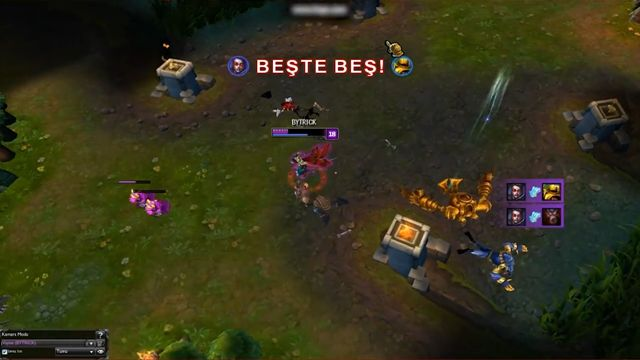 League Of Legends Vaskervon Arenası 39