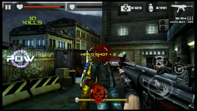 DEAD TARGET Tanıtım Videosu