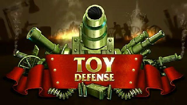 Toy Defense Tanıtım Videosu