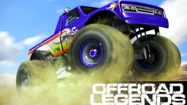 Offroad Legends Oynanış Videosu