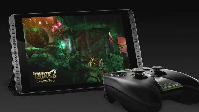 Nvidia Shield Tablet Tanıtım Videosu