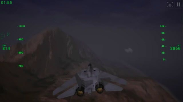 F18 Carrier Landing 2 Oynanış Videosu