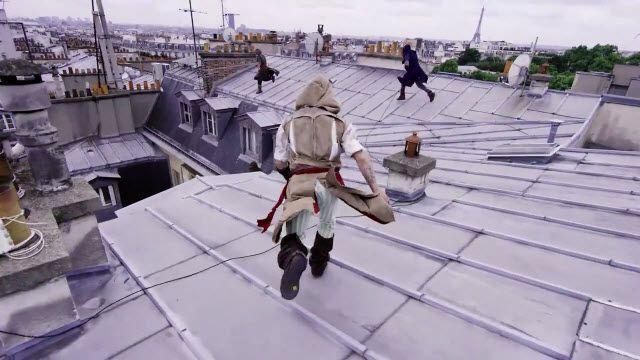 Assassin's Creed Unity Gerçek Oldu!