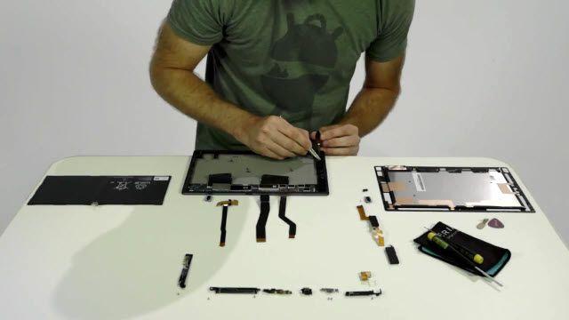 Xperia Z2 Tablet Birleştirme Rehberi