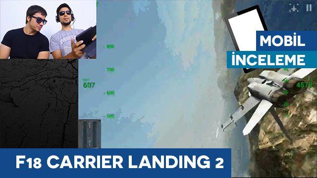 F18 Carrier Landing 2 - Tamindir İncelemesi