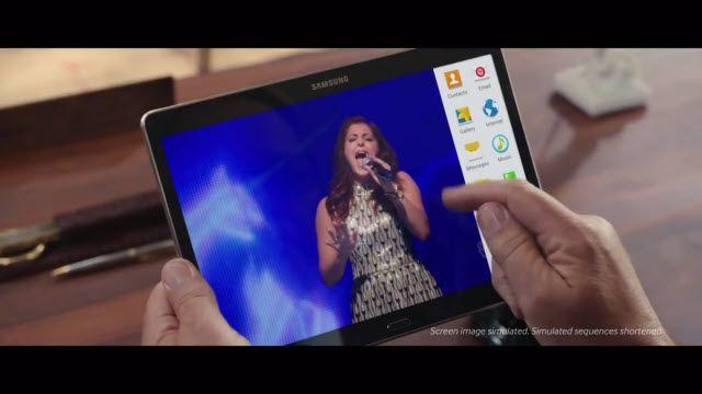 Samsung Galaxy Tab S - Kariyer