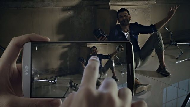 LG G3: Fotoğraf Çekin