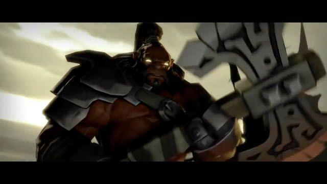 Dota 2 Sinematik Tanıtım Videosu