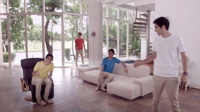Vine Fenomeni Zach King LG G3'le Birlikte