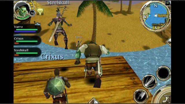 Order & Chaos Online Tanıtım Videosu