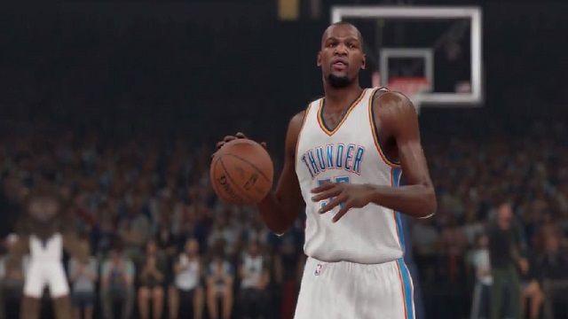 NBA 2K15 - Kevin Durant'a İlk Bakış