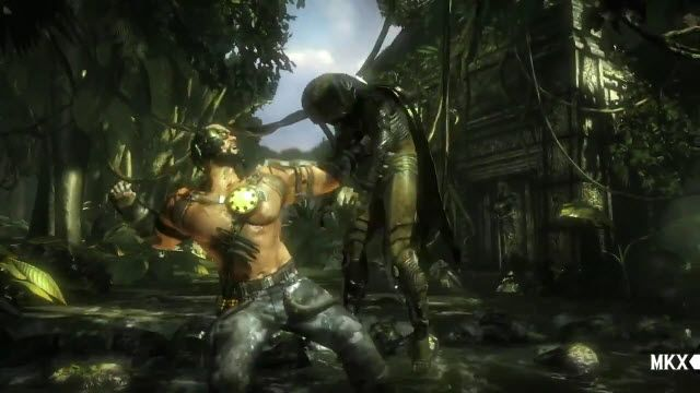 Mortal Kombat X - Kano Oynanış Videosu