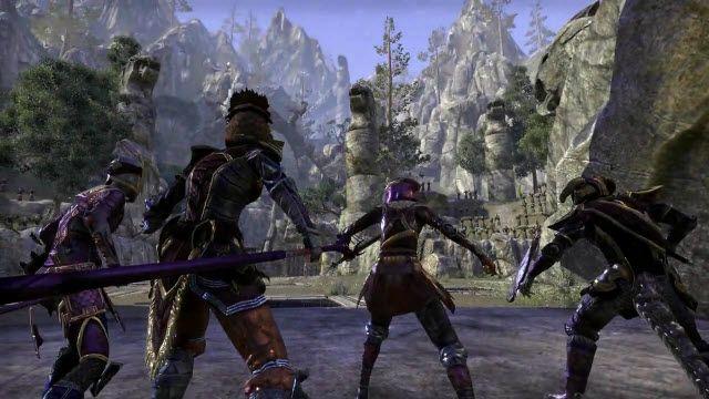 The Elder Scrolls Online 4. Güncelleme Önizlemesi