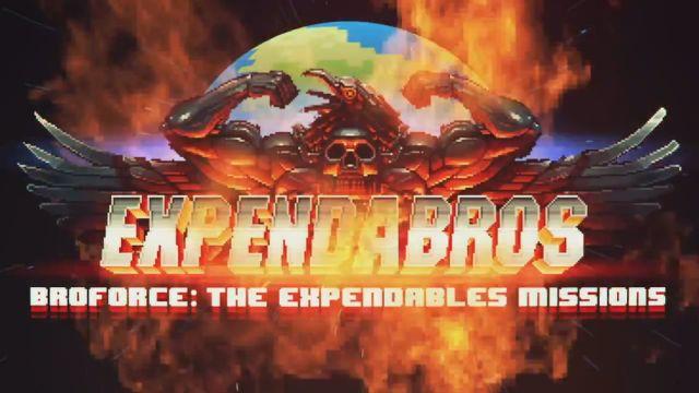 The Expendabros Oynanış Videosu