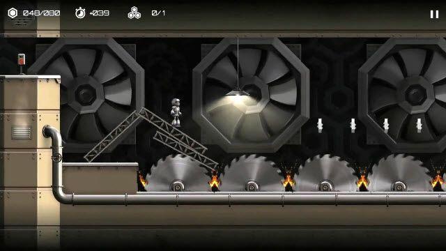 Atom Run Oynanış Videosu