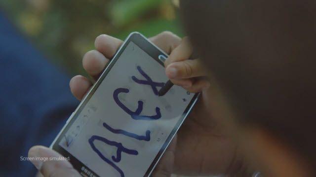 Samsung S Pen ile El Yazınızı Kullanın