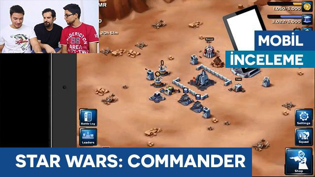 Star Wars: Commander - Tamindir İncelemesi