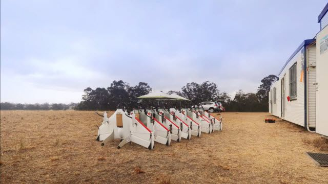 Google'ın Çılgın Projesi: Project Wing
