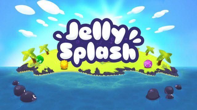 Jelly Splash Tanıtım Videosu
