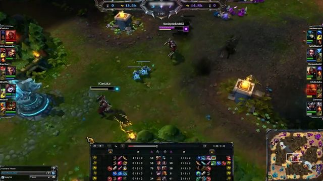 League Of Legends Vaskervon Arenası 46