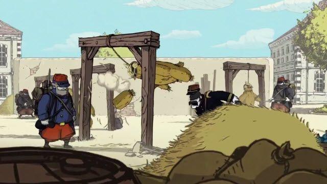 Valiant Hearts: The Great Wars Tanıtım Videosu