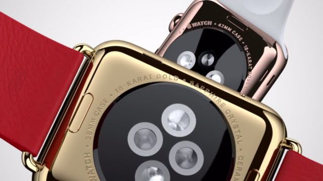 Apple Watch Tanıtım Videosu