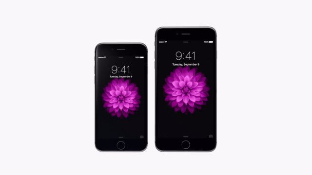 Apple iPhone 6 ve iPhone 6 Plus Tanıtım Videosu
