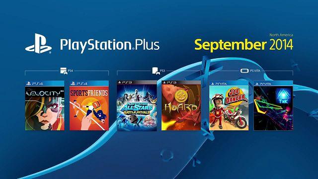 PlayStation Plus Eylül Ayı İçeriği