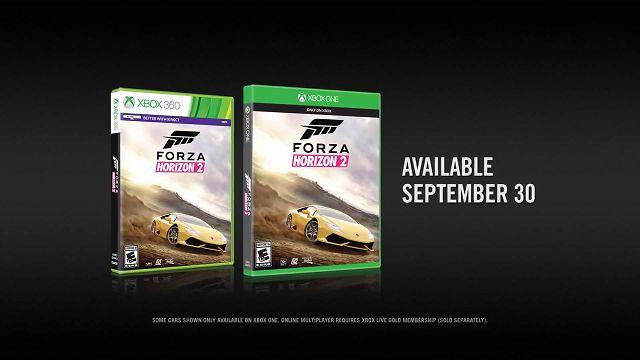 Forza Horizon 2 Çıkış Videosu