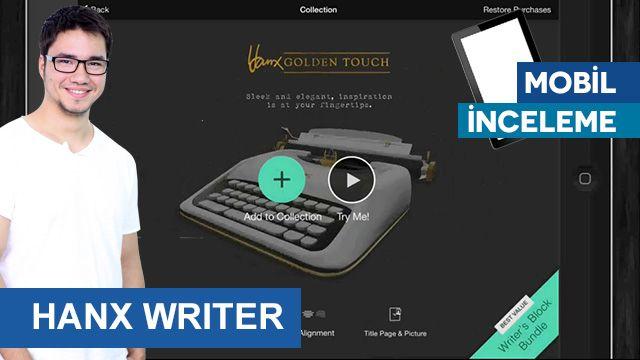 Hanx Writer - Tamindir İncelemesi