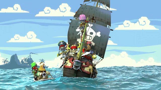 Plunder Pirates Çıkış Videosu