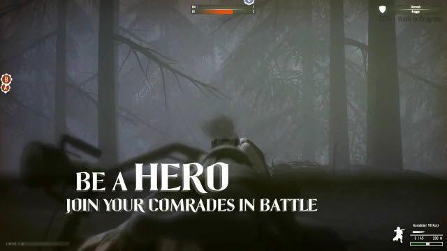 Heroes & Generals Tanıtım Videosu
