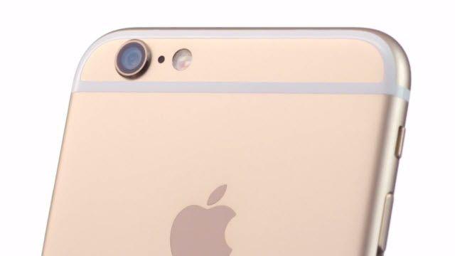 iPhone 6 ve iPhone 6 Plus TV Reklamı: Kameralar
