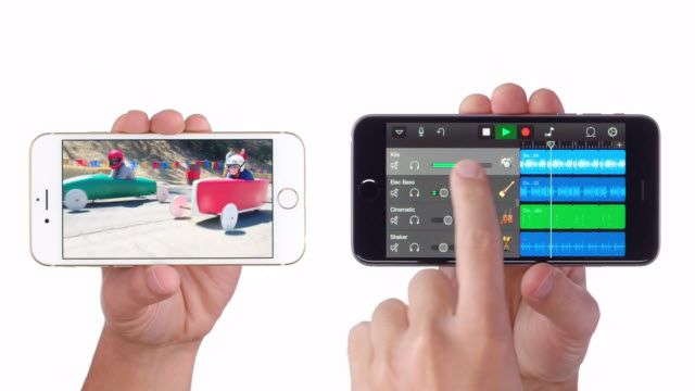 iPhone 6 ve iPhone 6 Plus TV Reklamı: Dev Boyut