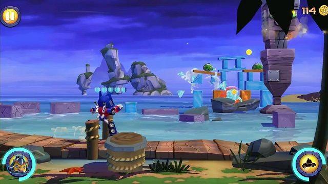 Angry Birds Transformers Resmi Oynanış Videosu