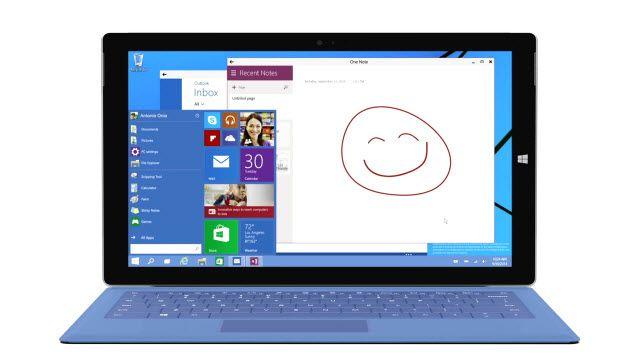 Windows 10 ile Dizüstü ve Tablet Arası Geçiş Çok Kolay