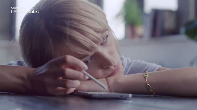 Samsung Galaxy Note 4 TV Reklamı: Orijinallik