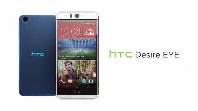 HTC Desire Eye Tanıtım Videosu