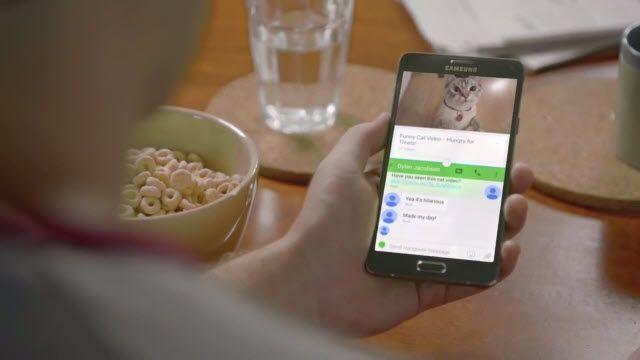 Samsung Galaxy Note 4'te Farkı Hissedin: Çoklu Pencereler