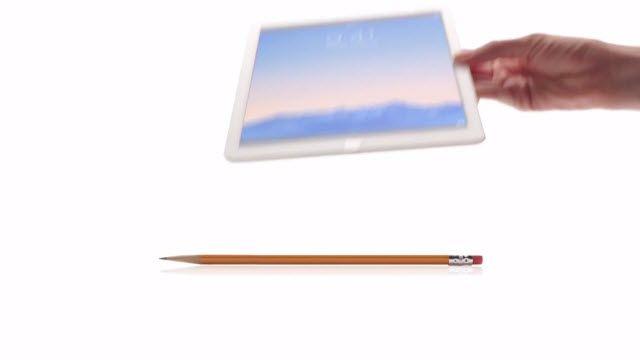 iPad Air 2 Çıkış Videosu