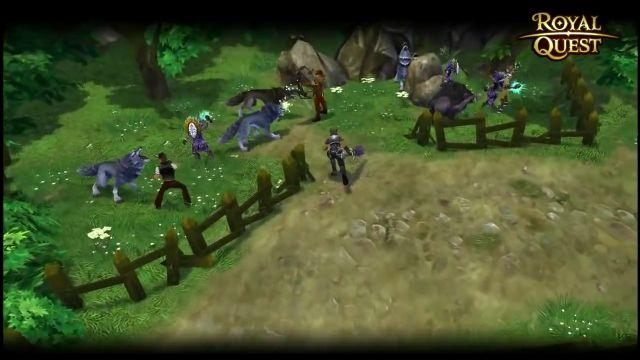Royal Quest Tanıtım Videosu