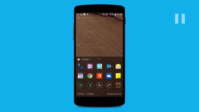 Microsoft Next Lock Screen Tanıtım Videosu