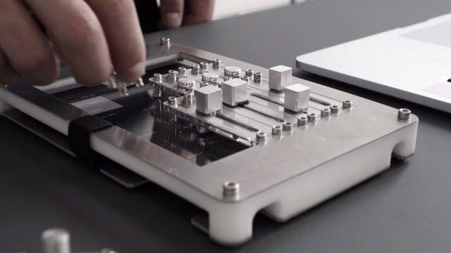 iPad İçin Hazırlanan Modüler Arabirim Görenleri Şaşırtıyor