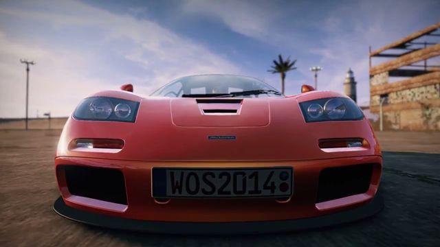 McLaren F1'i World of Speed'in Yeni Fragmanında Görüyoruz